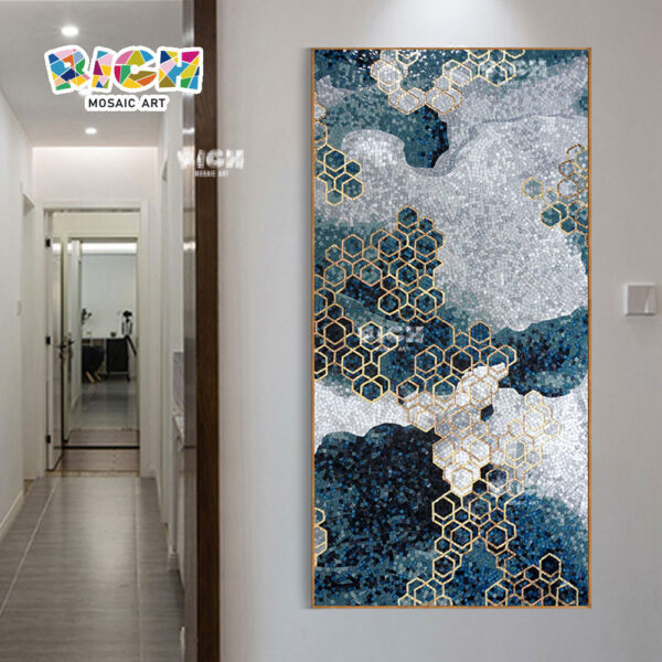 RM-AT04 Искусство Декор Стены Коридор Backsplash Мозаика Mural