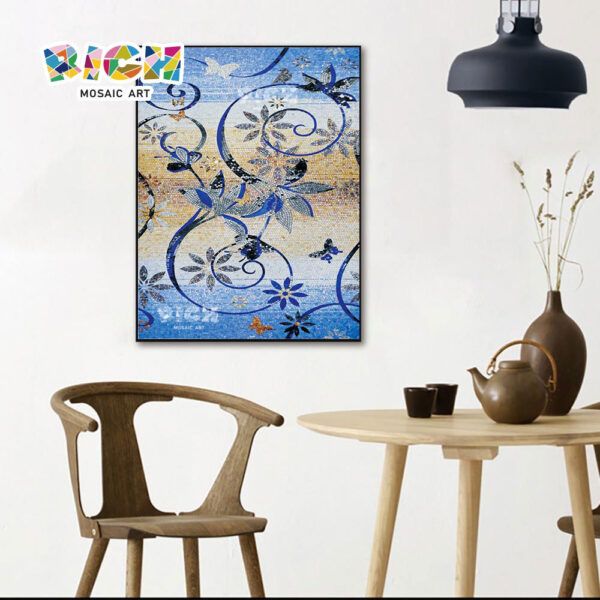 RM-AT13 Abstract Mosaic Picture Art Supplier In China