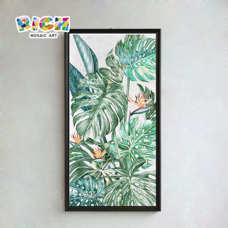 RM-FL60 Strelitzia Reginae Цветочная картина Mural pattern