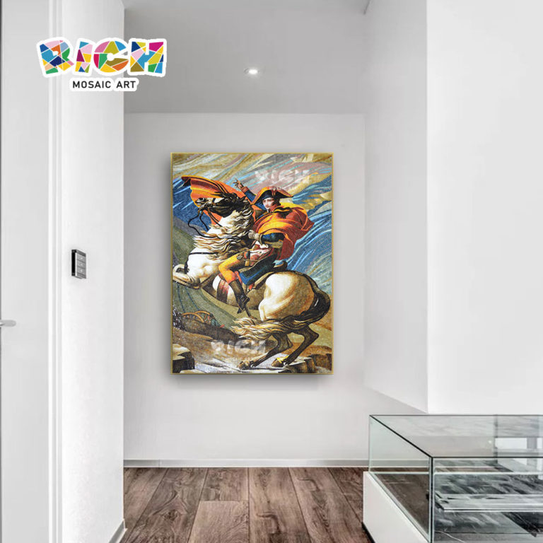 RM-FI21 Ναπολέοντα Πορτραίτο Εσωτερική Τέχνη Τοίχος Κρέμονται Τοιχογραφία