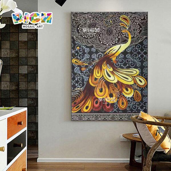 جمهورية مقدونيا-IN20 المقدسة فينيكس ممتازة الإبداعية تصميم فسيفساء جدارية