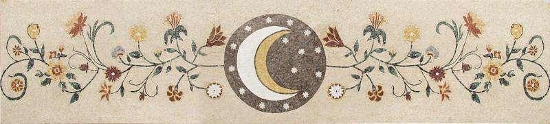 Mosaïque en pierre