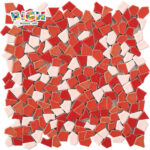 RM-CAT04 Amazon Hot Sell DIY Ceramic Mosaic para Home Bathroom Adorn
