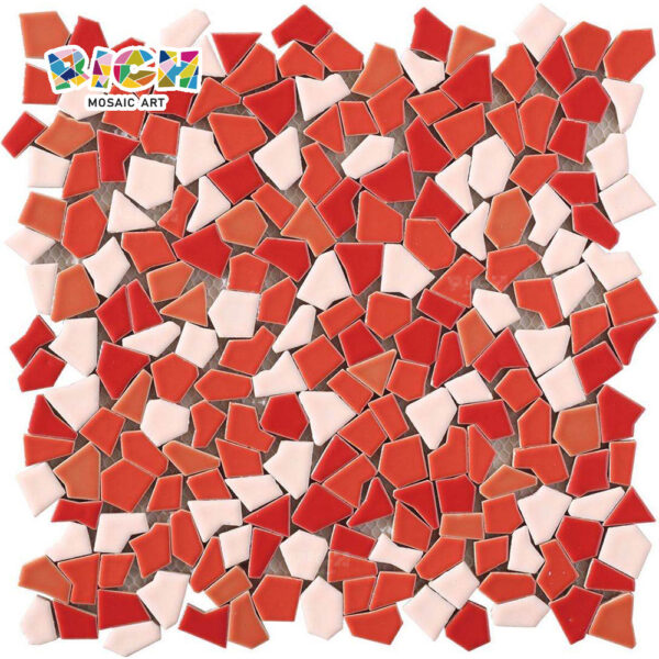 RM-CAT04 Amazon Hot Sell DIY Ceramic Mosaic for Home Bathroom Adorn