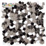 RM-CAT05 Garden Road Mosaicos Arte de piso