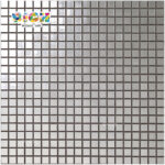 RM-SG04 Smooth Platinum Glass Wall Tiles 1515 mm Sandwich Gold in Loose