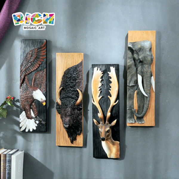 European-Simulation-Resin-Material-Animals-Hanging-Decoration