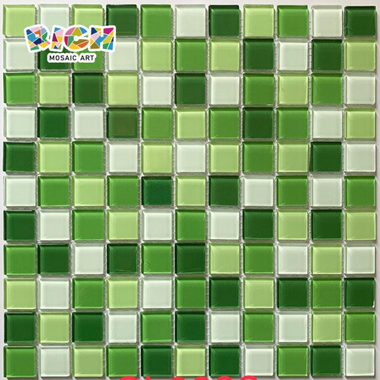 Folha de mosaico de vidro do espaço traseiro RM-CMP05 USA