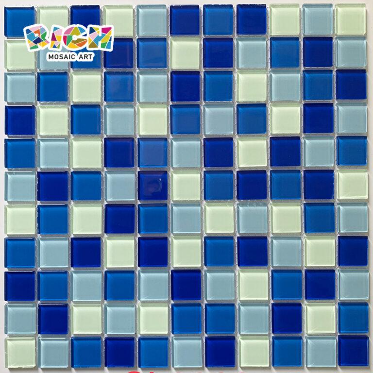 RM-CMP07 Tile Market Hot Sell Glass Tile Factory Outlet Mosaic