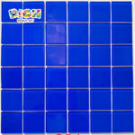 rm-cmp28ดีแก้วสีฟ้าโมเสคใน 48 ชิป MM