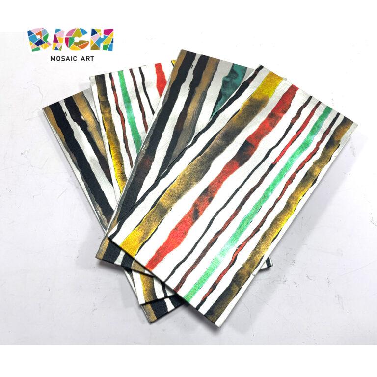 LQ-C-APS05 kleurrijke metalen tegel keuken versieren mozaïek ideeën