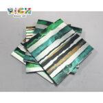 LQ-D-APS11 Color Stripe Peça de pasta criativa de mosaico